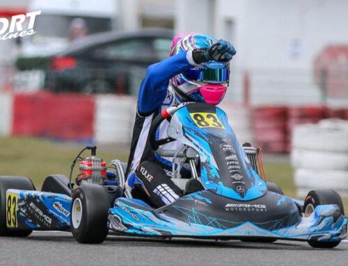 SSport WIN Round 1 ADAC Kart Masters – Kerpen