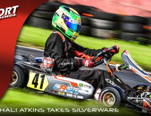 Atkins and Stilp take silverware at UKC